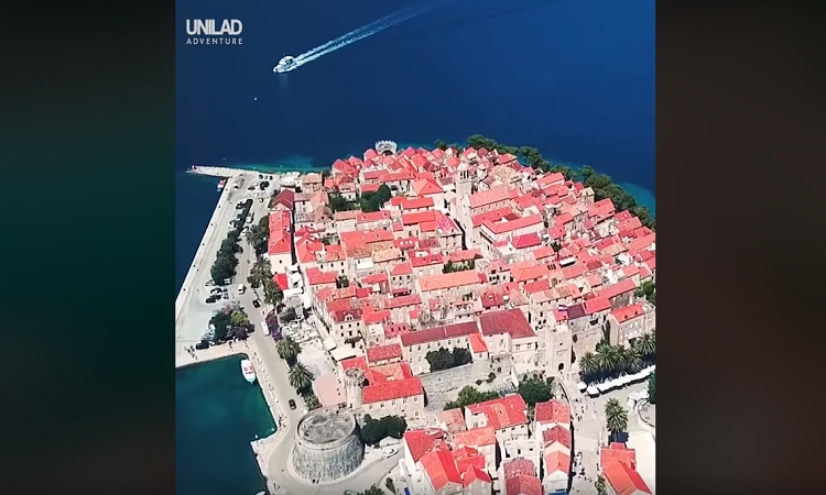 VIDEO: UNILAD Adventure shows the beauty of Korcula