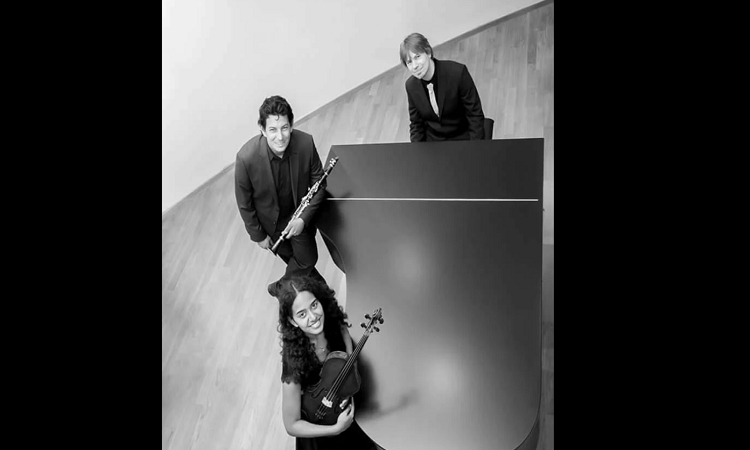 Max Bruch Trio to have a concert in Cavtat tonight