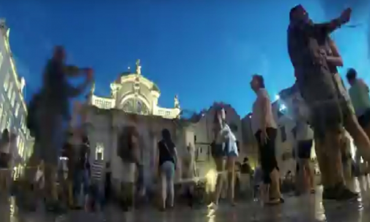 VIDEO – Beautiful timelapse of Dubrovnik in the summer season
