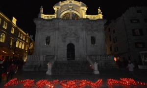 Dubrovnik to light up candles for Vukovar