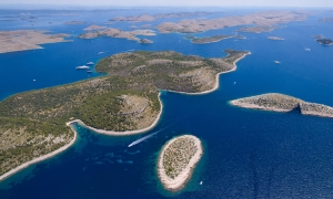 Get back to basics in the Kornati National Park