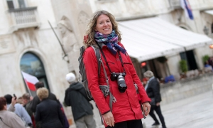 Sarah Brown, the world wanderer: Visiting Dubrovnik made me feel like I was in the time machine
