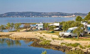 Camping in Croatia gaining recognition