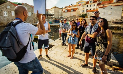 Up close and personal with Game of Thrones in Dubrovnik with Ivan Vukovic