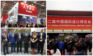 China International Import Expo: Croatia day held on one of the most important fairs in the world