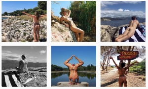 Get naked in Croatia