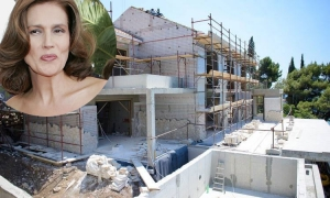 Slavica building her dream Dubrovnik home