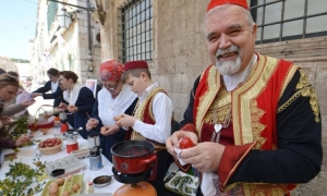 How to spend Easter morning in Dubrovnik