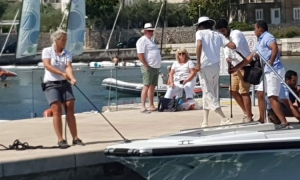 One of the richest men in the world drops anchor on Korcula