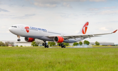 Czech Airlines to continue operations to Zagreb in winter