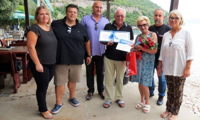 The Keitels celebrate fifty years in Dubrovnik