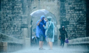 Thunderstorms and rain on the way for Sunday in Dubrovnik