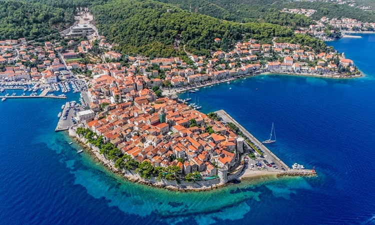 Korcula to get a new port worth 70 million Kuna