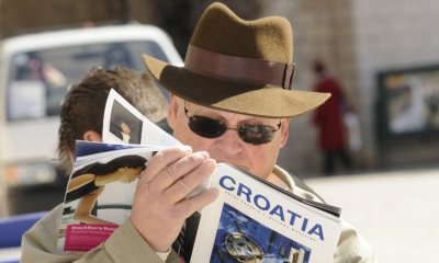 Forty percent drop in the number of Russians visiting Croatia in 2014