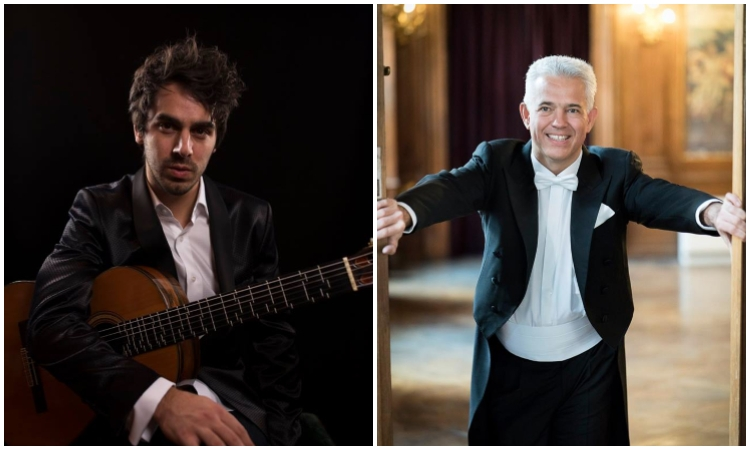 Guitarist Mak Grgic to perform with Dubrovnik Symphony Orchestra