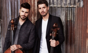 2Cellos take on Gladiator and win