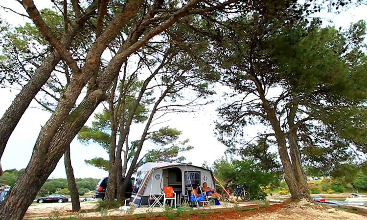 2015 a successful year for Croatian camp-sites
