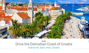 "Dubrovnik selected by travel professionals as ""Once-in-a-lifetime"" destination"