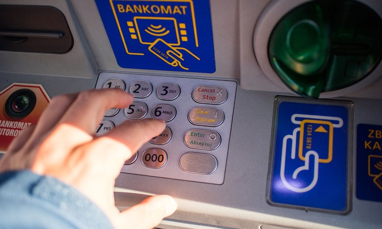 As many ATMs in Croatia as Japan and UK