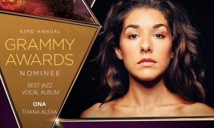 Croatia to be represented at the Grammy Music Awards by Thana Alexa