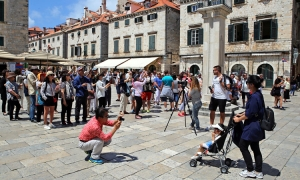 Busy season for Dubrovnik's tourism business