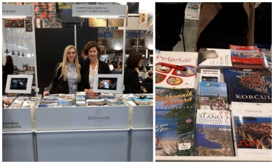 Dubrovnik-Neretva County presented at the World Travel Market in London