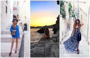 Amra Beganovich: I have been enjoying every minute in this beautiful city
