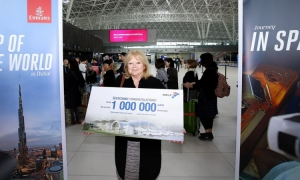 Millionth passenger arrives at Zagreb Airport – 13 days earlier than last year