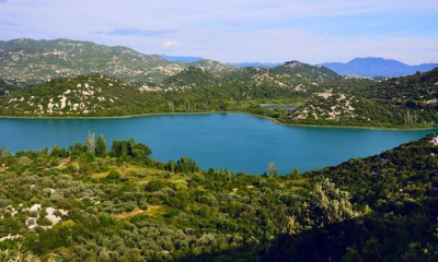 Bacina Lakes are a natural wonder