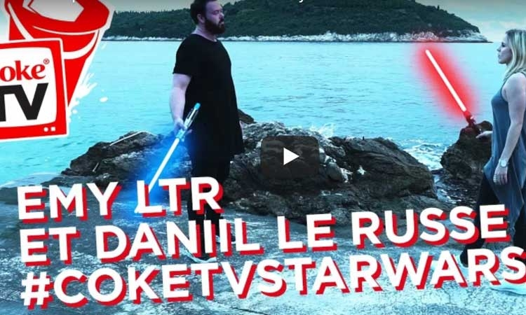Fun with Star Wars in Dubrovnik