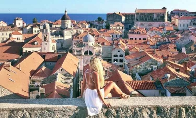 Cara McLeay:  I love the mix of history and beautiful beaches - Dubrovnik is my dream city!