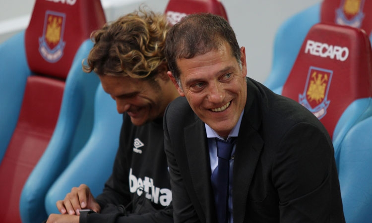 Slaven Bilic back managing in England