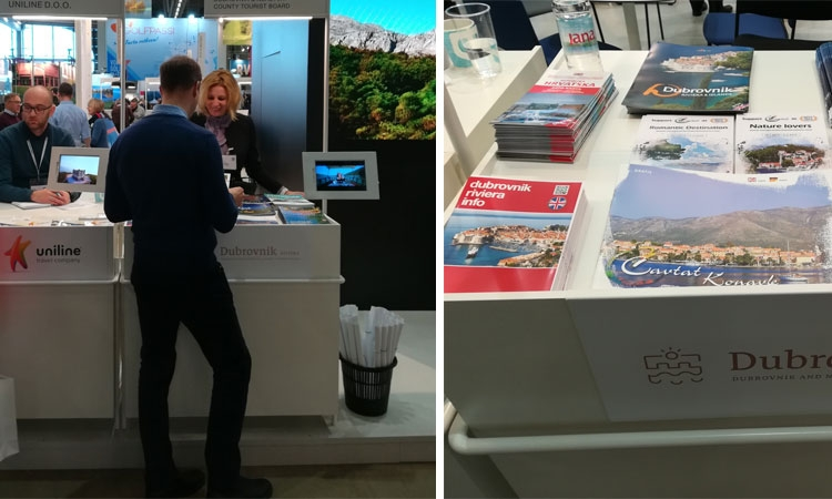 Tourism fair in Helsinki sees touch of Dubrovnik and Cavtat