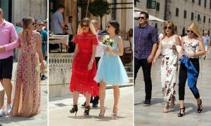 Dubrovnik Divas in Summer Colours