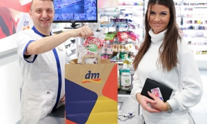 German retail store DM permanently pulls disposable plastic shopping bags