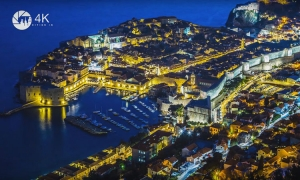 Dubrovnik in high resolution in latest video