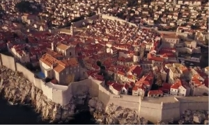 VIDEO – Two minutes of pure pleasure: breathtaking bird's eye views of Dubrovnik