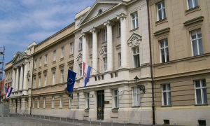 Croatian parliament marks special day in its history