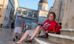 Dubrovnik May weather just falls to deliver
