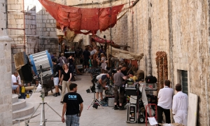VIDEO - Behind the scenes of the Game of Thrones special effects