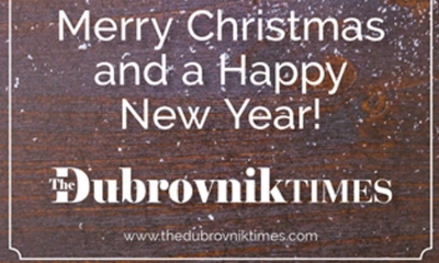 Merry Christmas from The Dubrovnik Times team