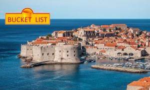 Dubrovnik makes top 12 of international bucket list survey