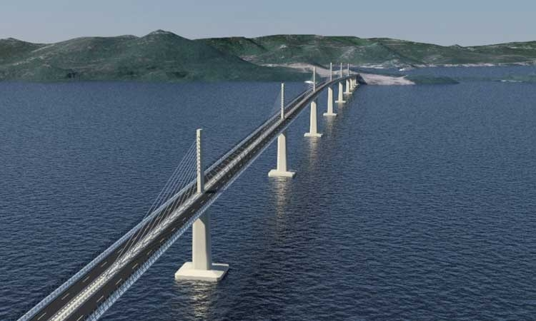 Is the wait for the Peljesac Bridge finally over?