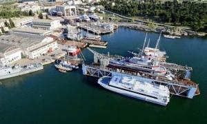 Croatian shipyards showing green shoots
