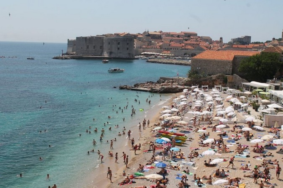 Dubrovnik Listed As One Of The Best Beach Cities In Europe