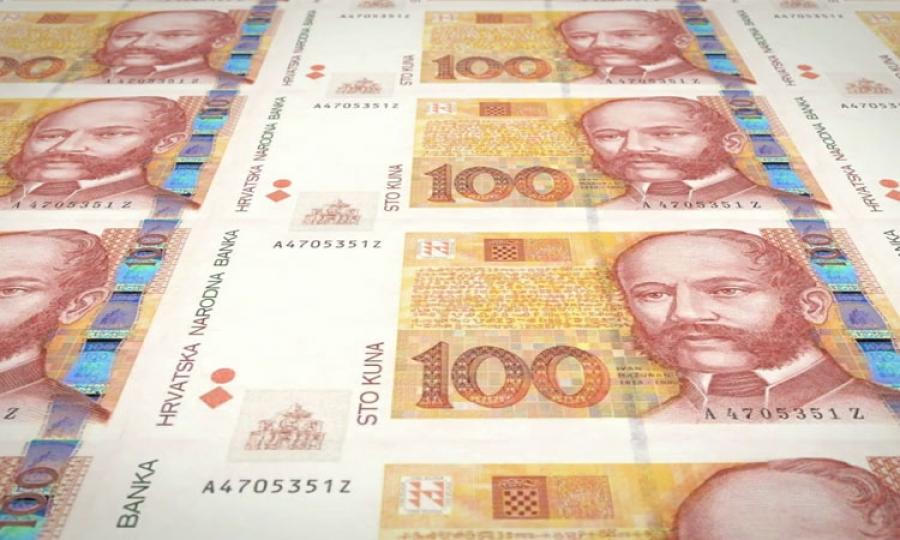 Average Net Salary In Croatia In March 6464 Kuna The