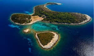 UNESCO designates Croatian island with Global Geopark Label