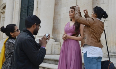 Photo gallery – Bollywood blockbuster turns Dubrovnik into movie set once again