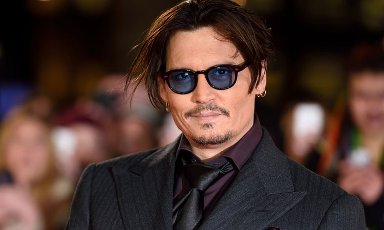 Johnny Depp to film latest movie in region