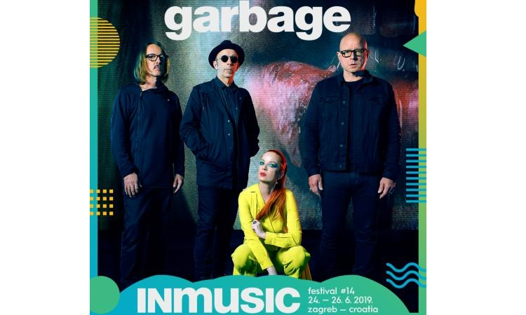 Garbage to perform in Croatia for the first time